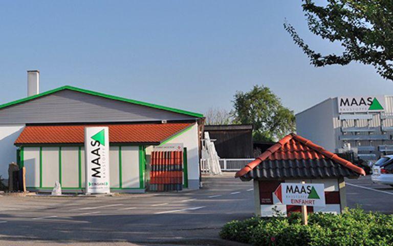 Maas stahltrapezblech