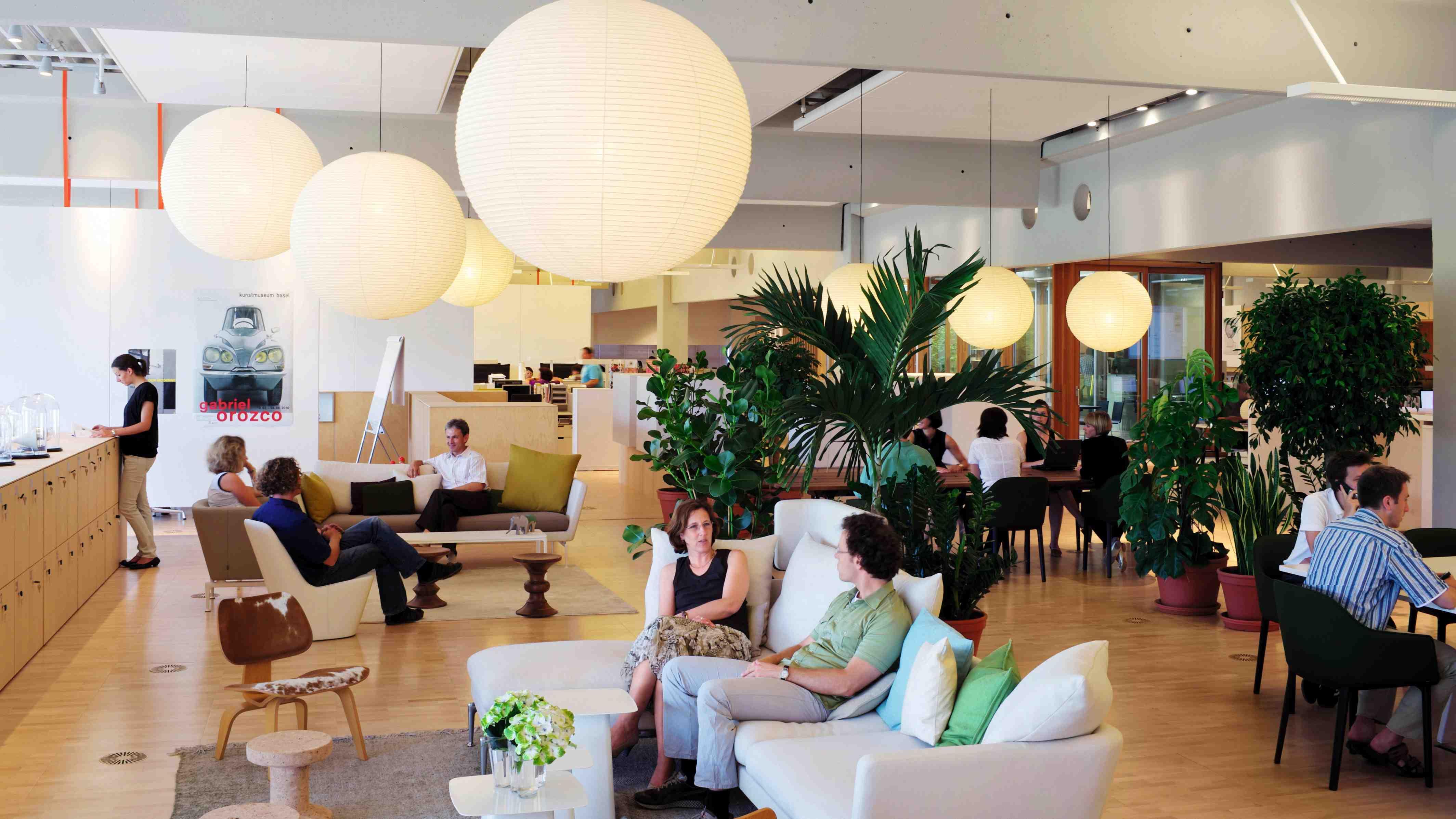 work arbeitswelten im wandel oder warum in den ort der arbeit investieren econo das. Black Bedroom Furniture Sets. Home Design Ideas